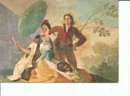 IL PARASOLE   GOYA   OHL - Peintures & Tableaux