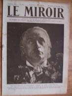 Le Miroir N° 209 Du 25 Novembre 1917 Guerre 14 / 18 - Livres, BD, Revues