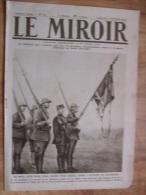Le Miroir N° 211 Du 9 Décembre 1917 Guerre 14 / 18 - Livres, BD, Revues