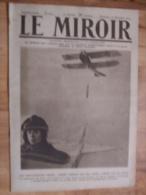 Le Miroir N° 213 Du 23 Décembre 1917 Guerre 14 / 18 - Livres, BD, Revues