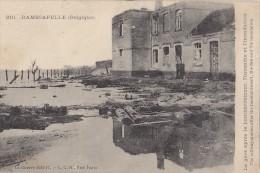 Belgique - Ramscapelle - Gare En Ruine - Guerre 14-18 - Non Classés