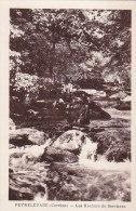 Peyrelevade 19 - Cascade  - Editeur Veuve Faury