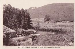 Peyrelevade 19 - Pont  - Editeur Veuve Faury