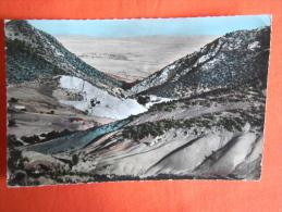 ALGERIE - BATNA, Le Ravin Bleu - Batna