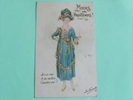 MODES DE PRINTEMPS - Fashion