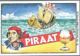 Ongebruikt Etiket PIRAAT Brij Van Steenberge Ertvelde - Beer