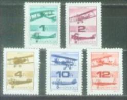 U 1988-1984-8A AIR PLANE, HUNGARY, MNH - Flugzeuge