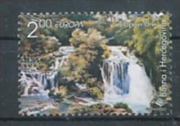 """BOSNIEN-HERZEGOWINA  Mi.Nr. 165 EUROPA CEPT """" Natur Und Nationalparks """" 1999- MNH - 1999"""