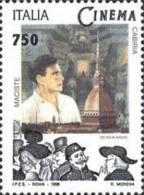 ITALIA - ITALY - ANNO 1996 - CINEMA - VALORI 3 -  NUOVI MNH ** - 6. 1946-.. Repubblica