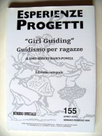 Scoutisme, Scouting, Escutisimo, Scautismo - Pfadfinder - Livre Italiano - Documents - Société, Politique, économie