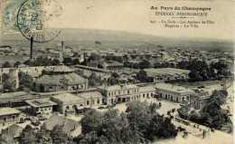51-EPERNAY-La Gare-Les Ateliers De L´Est,,,,,,, - Epernay