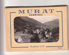 RARE 15 - MURAT - Pochette De 10 Photos Vues - Murat