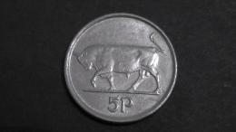 Ireland - 5 Pence - 1992 - KM 28 - Vz+ - Irland