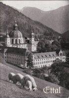 Guide Book ETTAL ABBEY Benedictine Monastery Bavaria Germany Zeppelin Photo - Bayern