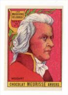 Meurisse - Ca 1930 - 48 - Les Musiciens Célébres, Famous Musicians - 4 - Mozart - Altri