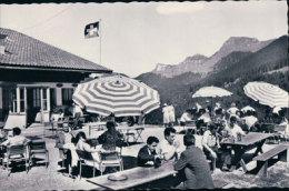 Châtel St Denis, Restaurant Du Lac Des Joncs (2710) - FR Fribourg