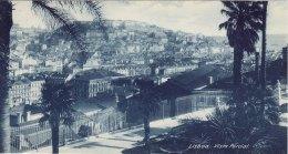 Print Vista Parcial LISBON Portugal 1920's City View - Géographie