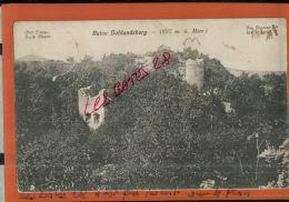 CPA  68, RUINE Hohlandsberg ,    OCT 2013 130 - Autres Communes