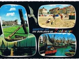 Zeebrugge  Groeten Uit - Zeebrugge