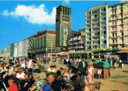 Blankenberge   Zeedijk En Casino - Blankenberge
