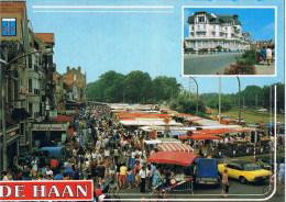 De Haan  Markt - De Haan