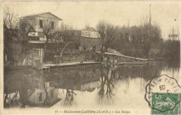 MAISONS-LAFITTE - Les Bains - Maisons-Laffitte