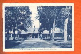 1 Cpa Leopoldville Ouest Secretariat Province Congo Kasai - Kinshasa - Léopoldville