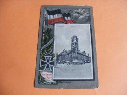 Kriegskarte   Thorn  Rathaus   Fur Kaiser U Reich - Poland