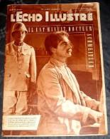 L' ECHO ILLUSTRE : 1953. N° 03. IL EST MINUIT DOCTEUR SCHWEITZER. D' ORGEVAL. SY. HERGE. Tintin - Informations Générales