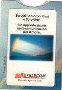FOLDER  BUSTINA TELECOM ITALIA-39 ° SALONE NAUTICO - Italia