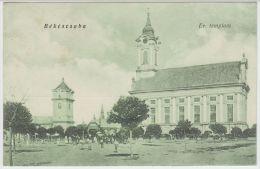 19305g BÉKÉSCSABA - Ev. Templon - Hongrie