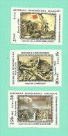 MADAGASCAR MADAGASKAR MALAGASY Bicentenaire Révolution Française / French Revolution Bicentenial RRR ND / IMPERF - Madagascar (1960-...)
