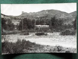 Photo Autorail  Des Chemins De Fer Provence  NICE-DIGNE à Situer Col Schnabel - Trains