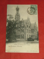 KONTICH  -  CONTICH  -  Kasteel  Groeningenhof  -  1902