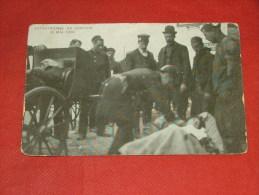 KONTICH  -   Catastrophe  de Contich  21 mai 1908