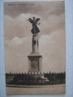 SAVIANO NAPOLI - MONUMENTO AI CADUTI 1933 (CARTOLERIA DE STEFANO - NOLA) - Napoli