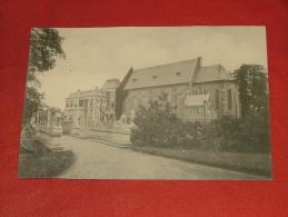 KONTICH  -   CONTICH  - Altenapark  -  Het klooster en de kerk