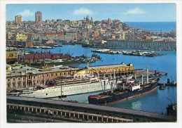 ITALY - AK 173658 Genova - Panorama Del Porto - Genova (Genua)