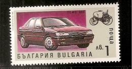 BULGARIE     N°  3437  OBLITERE - Usados