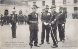 LA REHABILITATION D'ALFRED DREYFUS REMISE DE DECORATIONS GENERAL GILLAIN COMMANDANT TARGE MILITAIRE JUDAÏCA - Personajes