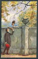 AK Studentika Künstlerkarte C. Weber - Stelldichein 1921 - Illustrators & Photographers