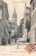 SAINT-BRIEUC RUE ST-PIERRE ANIMEE 22 - Saint-Brieuc