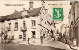 PREUILLY SUR CLAISE -  Mairie Et Rue Des Boucheries  (61166) - Other Municipalities