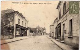RESTIGNE - La Poste - Route De Tours   (61169) - Other Municipalities