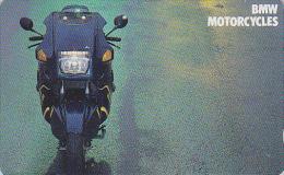 RARE Télécarte Japon - MOTO BMW  - MOTOR BIKE Japan Phonecard - MOTORRAD Telefonkarte / Germany - 247 - Motorbikes