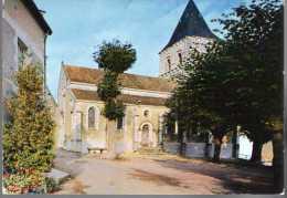 - FRANCE (86) - CPM Ayant Voyagé VAUX-SUR-VIENNE 1986 - Eglise Restaurée - Editions Spadem 0042 - - Autres Communes