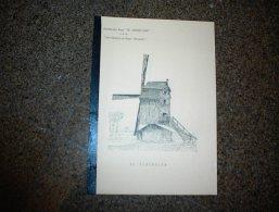 WINDMOLEN GESCHIEDENIS MOLEN ST GENESIUS RODE DEHASPE B320 - Libros, Revistas, Cómics