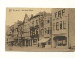 Wenduyne: La Rue De L'église - Wenduine