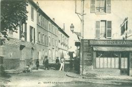 SAINT-LEU-TAVERNY - Rue De Saint-Prix - Saint Leu La Foret