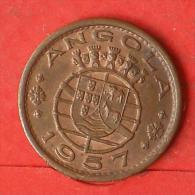 ANGOLA  50  CENTAVOS  1957   KM# 75  -    (Nº03253) - Angola